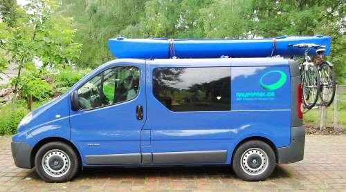 Campingbus Ausbau Renault Trafic