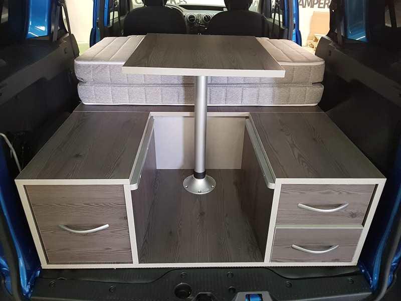 Möbel Modul für Camper