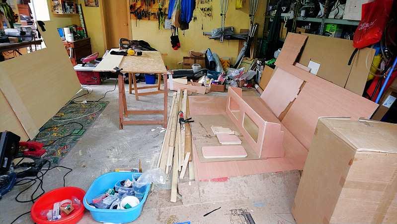 Camper Möbel selbst bauen