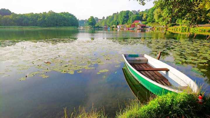 Camping in Mecklenburg mit dem Wohnmobil