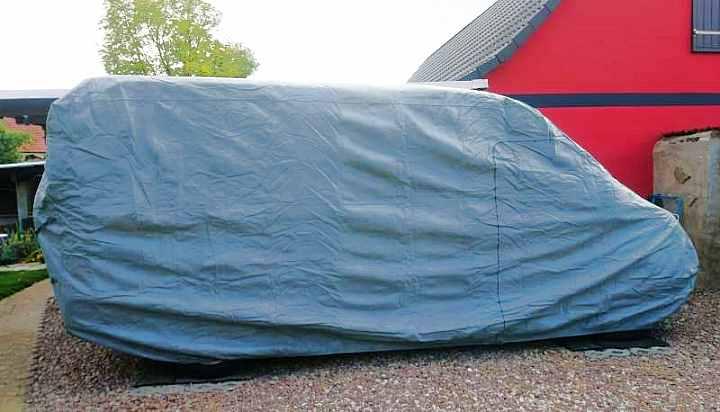 Abdeckung Kastenwagen Camper Hülle Ford Transit Ausbau
