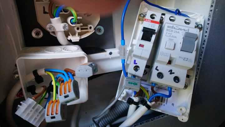 Elektro Ausbau Kastenwagen Camper Installation Ford Transit