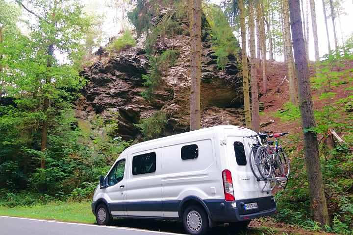 Ford Transit Kastenwagen kaufen Kastenwagen ausbauen zum Camper