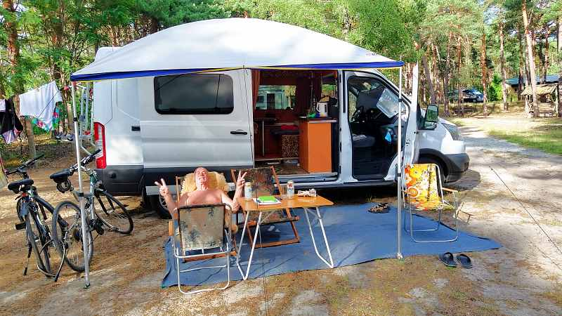 Zubehör für Wohnmobile und Camper