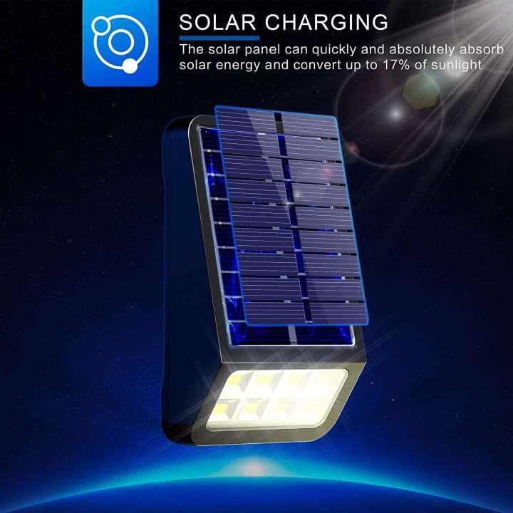 Solarlampe Camper für innen und außen