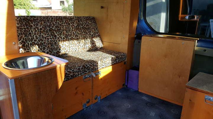 Campingbus Ausbau Trafic