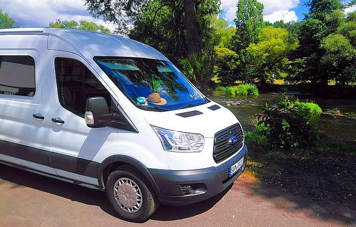 Camper Ausbau Kosten Ford Transit Kastenwagen