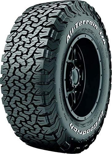 Ford Tansit Kastenwagen BF Goodrich All Terrain Reifen