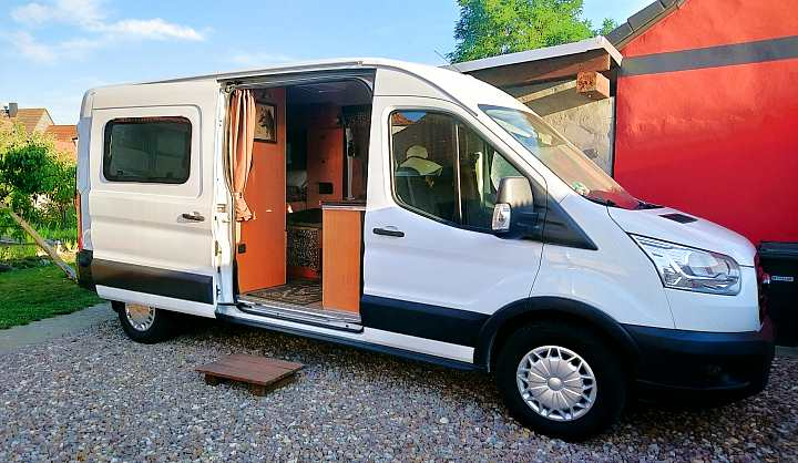 Ford Transit Kastenwagen ausbauen zum Camper