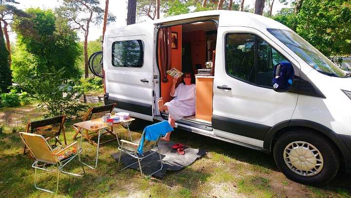 Camper Ausbau Ford Transit Anleitung Buch
