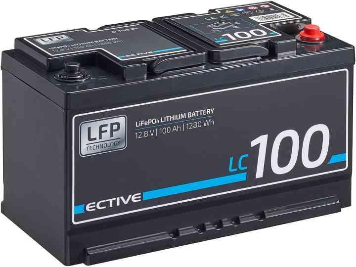 Ford Transit Kastenwagen Ausbau Lithium Batterie