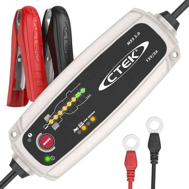 Ford Transit Kastenwagen Batterie Ladegerät
