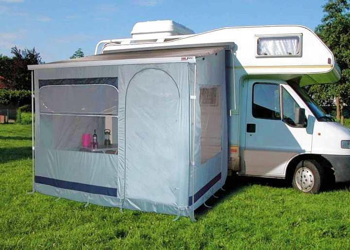Vorzelt für Kastenwagen Camper und Wohnmobil