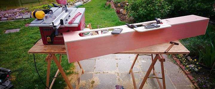 Kastenwagen Ausbau Werkzeug