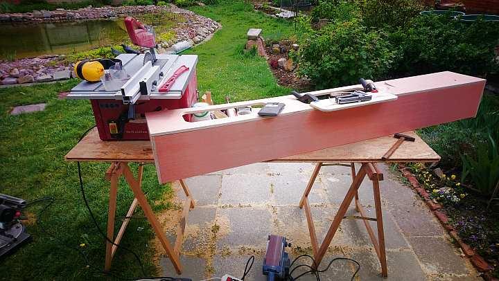 Camper Ausbau Werkzeug