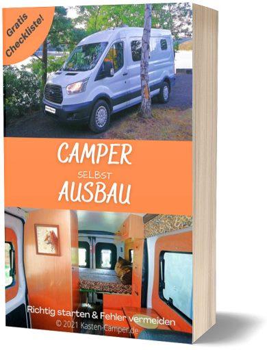 Camper Ausbau Anleitung Buch kostenlos Checkliste