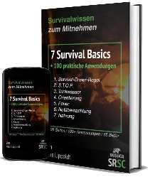 Survival-Buch autark Campen