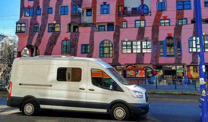Ford Transit Camper Ausbau Standheizung nachrüsten